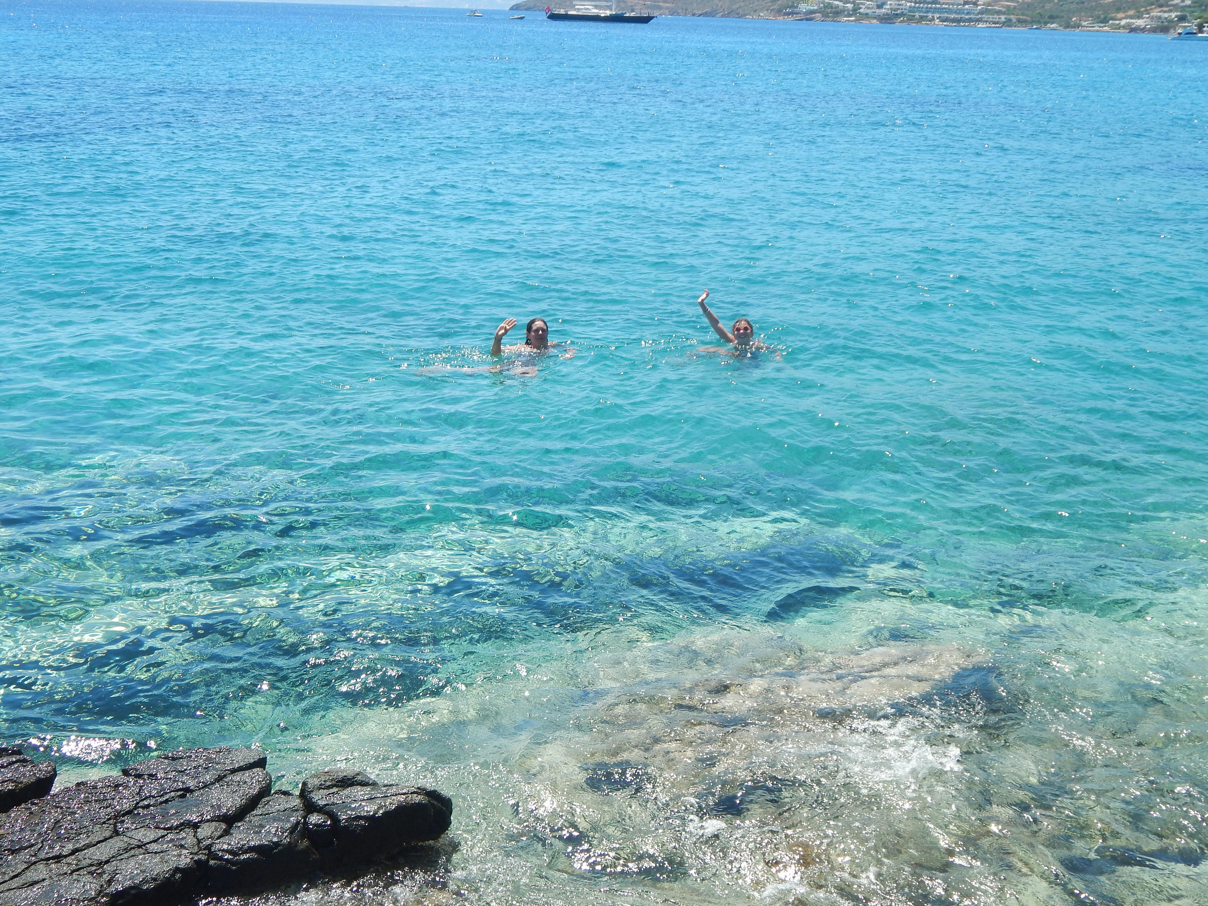 crète mer turquoise.JPG